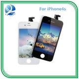 Conjunto do indicador do LCD do telefone móvel para o iPhone 4S