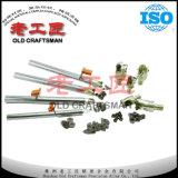 Houder van het Hulpmiddel van de Steel van het Carbide van het wolfram de Rechte Rechte