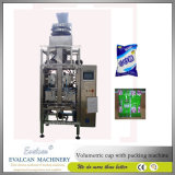 Machine de remplissage automatique de la poudre d'emballage avec bouchon de remplissage de vis de vidange