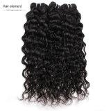 Естественные бразильские человеческие волосы Remy девственницы выдвижений человеческих волос