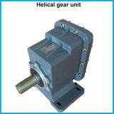 Src01 motor de dos etapas de reducción de velocidad helicoidal Reductor de caja de cambios
