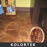 Pigmenti a resina epossidica, pigmenti del pavimento, pigmenti metallici del pavimento