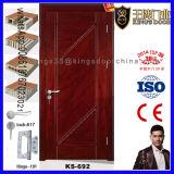 Puertas de madera de la chapa del sitio de la casa de la pintura del oscilación
