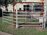 Pré-galvanisé à cheval Carré de mouton Carré de bétail Quincaillerie