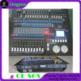 DJ soleado LED de luz de la etapa de la consola controlador DMX512
