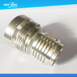 CNC su ordinazione di precisione parte di alluminio che lavora, di giro & di macinazione