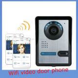 В формате HD 720p WiFi видео телефон двери дверь дома селекторной связи системы безопасности