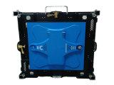 Indicador de diodo emissor de luz interno de pouco peso do arrendamento de P2.5 HD