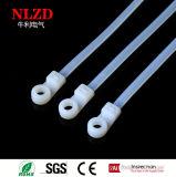 Self-locking связи кабеля струбцины нейлона 66