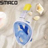 Smaco 2017 Anti-Fog Seaview silicone de haute qualité de la plongée masque tuba nage