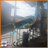 preço de fábrica sobras de óleo para a fábrica de motores diesel utilizado carro refinaria de destilação de óleo do motor