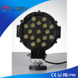 51W Tractor Offroad LED Driving Work Lamp para Auto Part