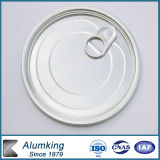 Le plastique 330ml en gros peut avec le couvercle en aluminium