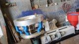 Enrollador de doble cabezal de roscar giratorio de la máquina de soplado de película