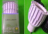 Lumière d'intérieur d'endroit de l'éclairage DEL MR16 GU10 DEL de la CE du projecteur E26 E27 de RoHS de lumière approuvée de PARITÉ