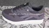 Chaussures inférieures de loisirs de chaussures occasionnelles de chaussures de l'approvisionnement MOQ d'usine
