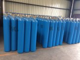 Cilindro de oxigênio de aço sem costura com ISO9809