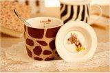 Tazza di ceramica poco costosa all'ingrosso 12oz per la promozione