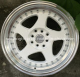 F9930 Chrome Wheels 20X9 5X112 Rodas de liga de liga de carro