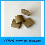 高品質のサマリウムのコバルトの磁石のSmCoアークの形
