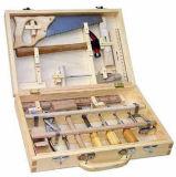 Деревянная резцовая коробка--Игрушка 42 PCS деревянная