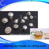 Exporter tous les types d'infuseur / filtre de thé en acier inoxydable