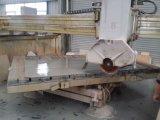 El puente del laser Zdqj-600 vio la máquina de piedra del corte por bloques