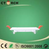 Luz de painel quadrada 9W do diodo emissor de luz de Ctorch da alta qualidade com Ce