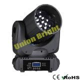 Endloser Träger-bewegliches Hauptlicht LED-12X10W