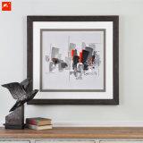 ملخّص في وسط المدينة جدار فنية [أيل بينتينغ] [إيمبرسّيونيستيك]