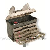 Caja de herramientas resistente de los trastos de pesca (GNFB02)