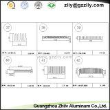De Profielen Heatsink van het aluminium/Van het Aluminium van het Frame van het Bouwmateriaal