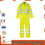 Combinaisons colorées par fonctionnement d'uniforme de mécanicien de coton de qualité