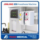 Máquina modelo avanzada de la anestesia de Jinling 850