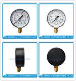 Indicateur de pression Mesurer-Stable d'action de pression de Mesurer-Bourdon de pression acrylique de tube