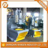 Máquina de prensagem de alumínio 16t Máquina de cisalhamento de círculo Máquina de perfuração de placas