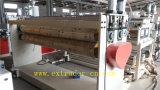 Platten-Rasterfeld-Vorstand-Strangpresßling-Zeile der Qualitäts-PC/PP/PE Multiwall hohle