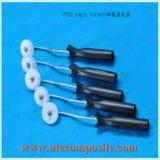 Ángulo de la PTFE Rodillo para productos de plástico reforzado con fibra