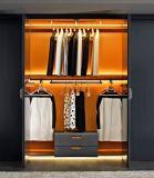 Garderobe van de Muur van de Slaapkamer van de Luxe van het Ontwerp van het Meubilair van de Woonkamer van het huis de Eenvoudige Moderne Houten