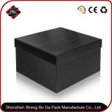 Kundenspezifisches Firmenzeichen des Vierecks-4c Drucken elektrisch/Geschenk-Papierverpackenkasten