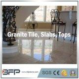 Blanco rústico de Juparana del azulejo de suelo del mármol de la piedra del granito de las venas del material de construcción