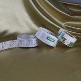 L'adesivo su ordinazione di alta qualità ha stampato il contrassegno dell'autoadesivo
