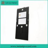 Bandeja do cartão de identificação para a Epson R200 impressora a jato de tinta