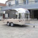Carro móvil del alimento del acero inoxidable (SHJ-MBT400)