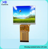 3,5 pulgadas de pantalla táctil LCD