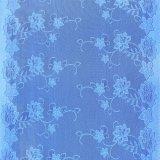 De Zwitserse Stoffen van het Kant van de Polyester van de Jacquard van Tulle van het Huwelijk
