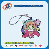 Atacado Cute Eco-Friendly Phone Rope Soft Rubber Mobile Phone Rope