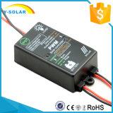 5A-12V-S/St Regulador del panel solar IP67 con control de Time+Light