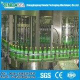 Usine de boissons gazeuses petit flacon de verre de boisson gazeuse Machine de remplissage