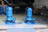 WQ Não-Obstruem a bomba de água de esgoto submergível (o aço inoxidável)